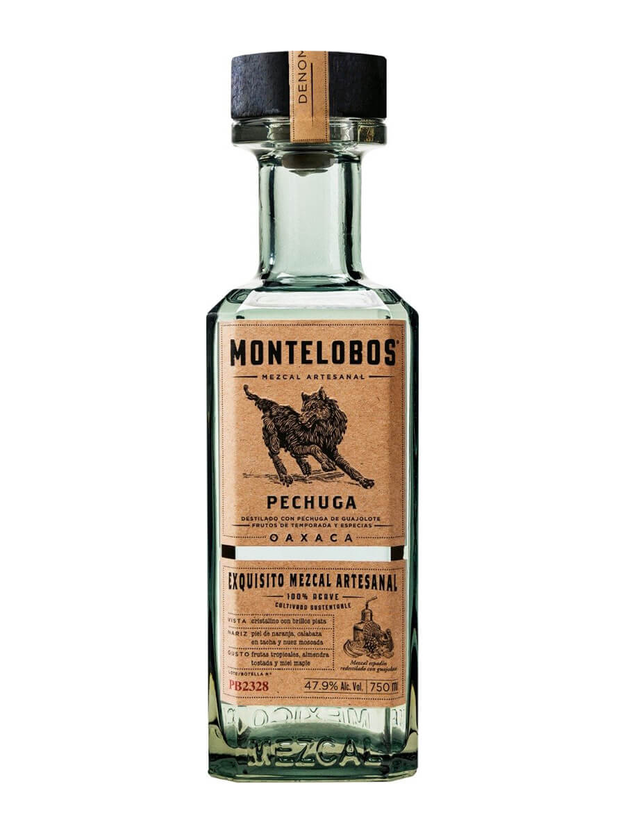 Mezcal Montelobos Pechuga