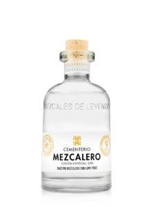Mezcales de Leyenda Cementerio Mezcalero mezcal bottle