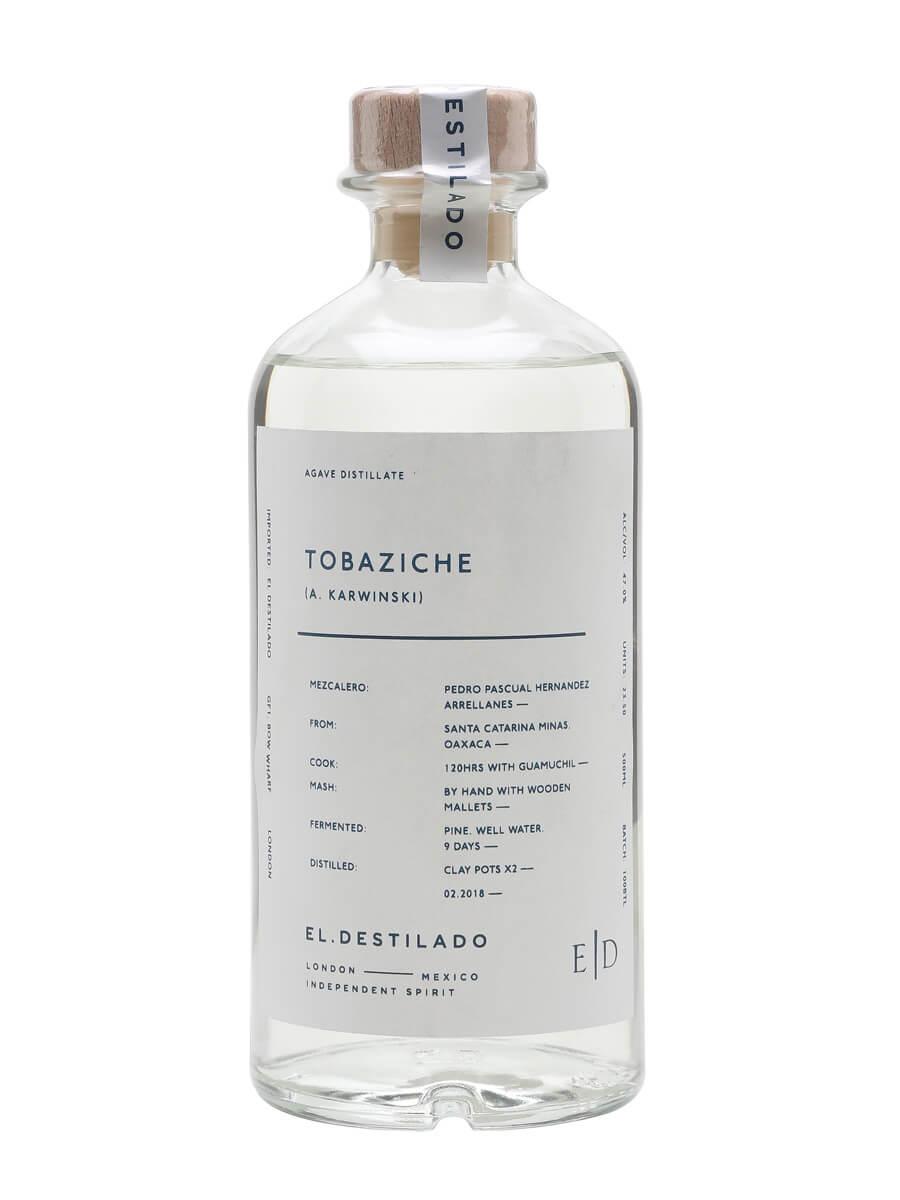 El Destilado Tobaziche