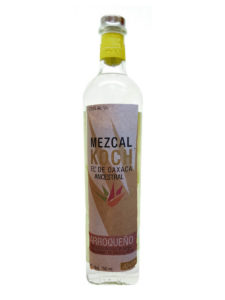 Koch Mezcal Arroqueno Olla de Barro