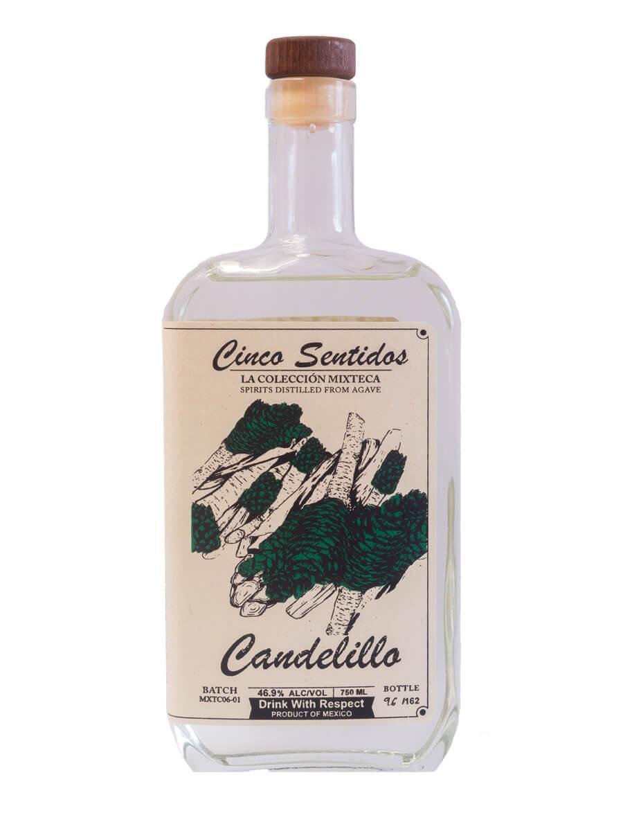 5sentidos Cinco Sentidos Candelillo