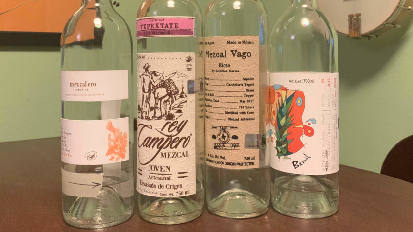New Does Mezcal Go Bad Air Bottle