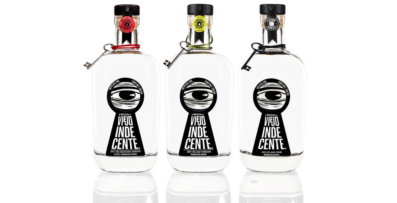 Viejo Indecente bottles