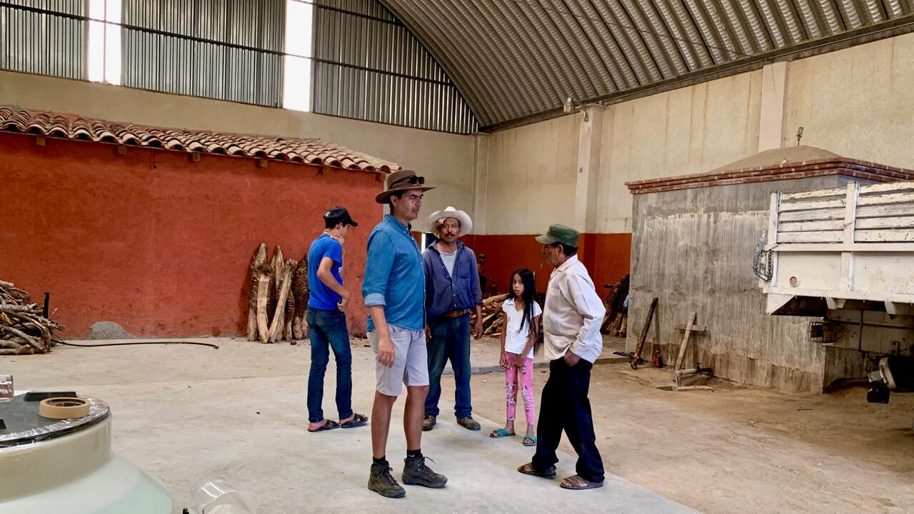 Viejo Indecente palenque