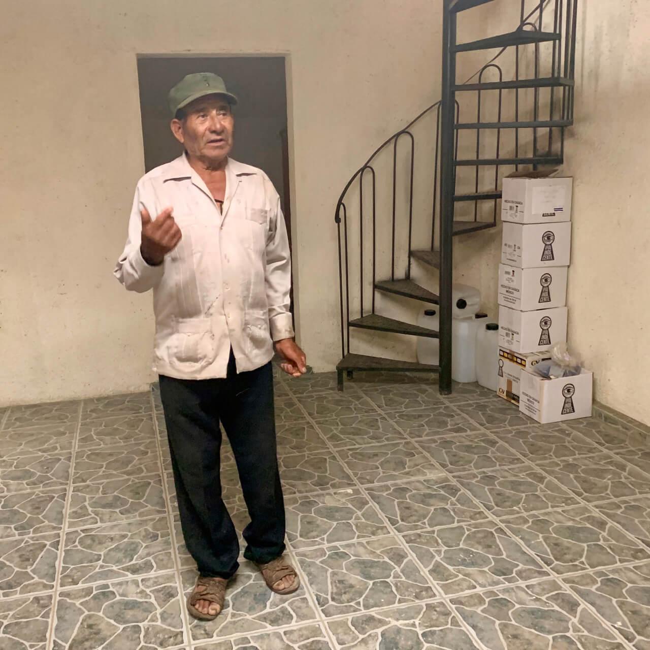 Viejo Indecente Don Lucas