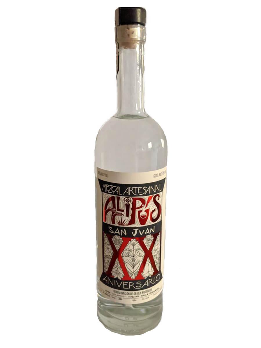 Alipus San Juan xx Aniversario Mezcal