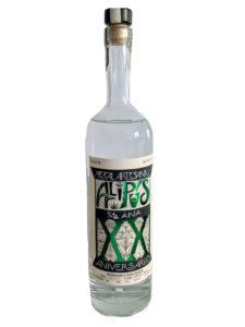 Alipus Santa Ana xx Aniversario Mezcal