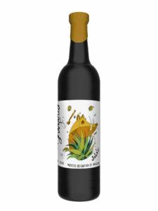 El Jolgorio Jabali Mezcal bottle