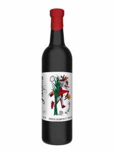 El Jolgorio Tobaziche Mezcal bottle