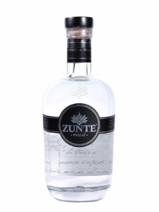 Zunte Mezcal bottle