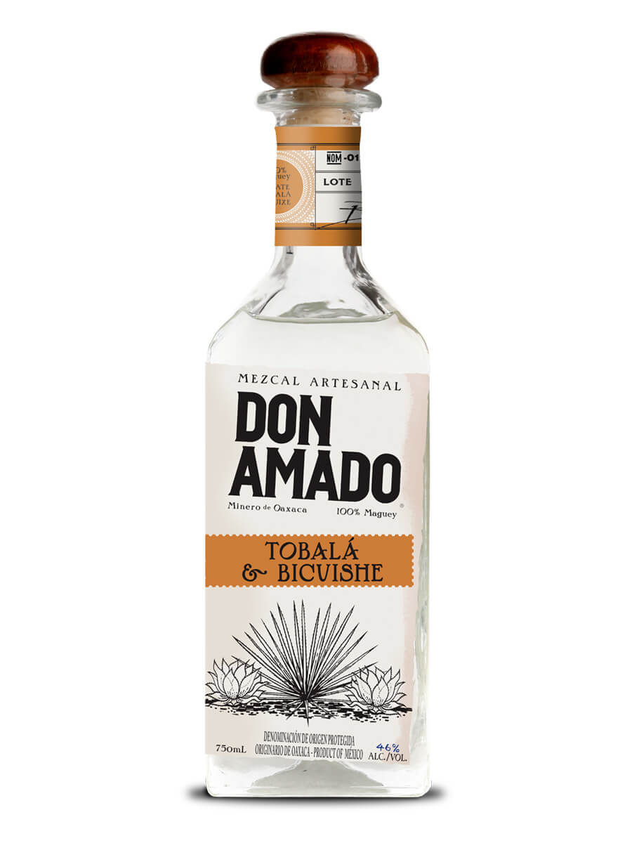 Don Amado Tobala Bicuishe Mezcal