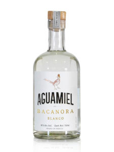 Aguamiel Bacanora Blanco