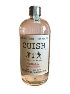 Cuish Tobala Mezcal
