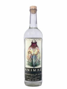Animas Maguey Cuixe Agave Spirit bottle