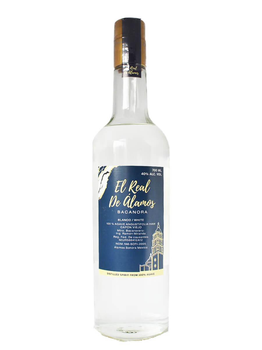 El Real de Alamos Blanco Bacanora