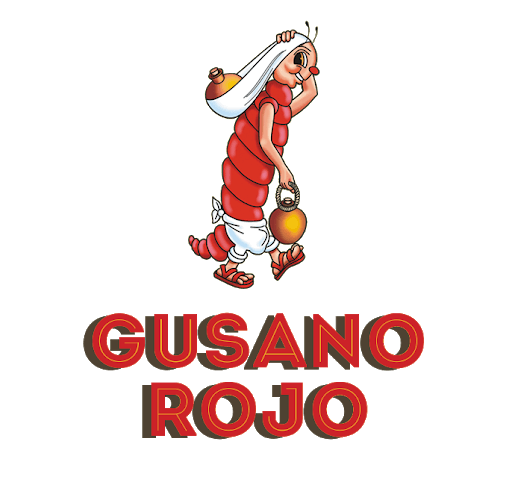 Gusano Rojo Mezcal