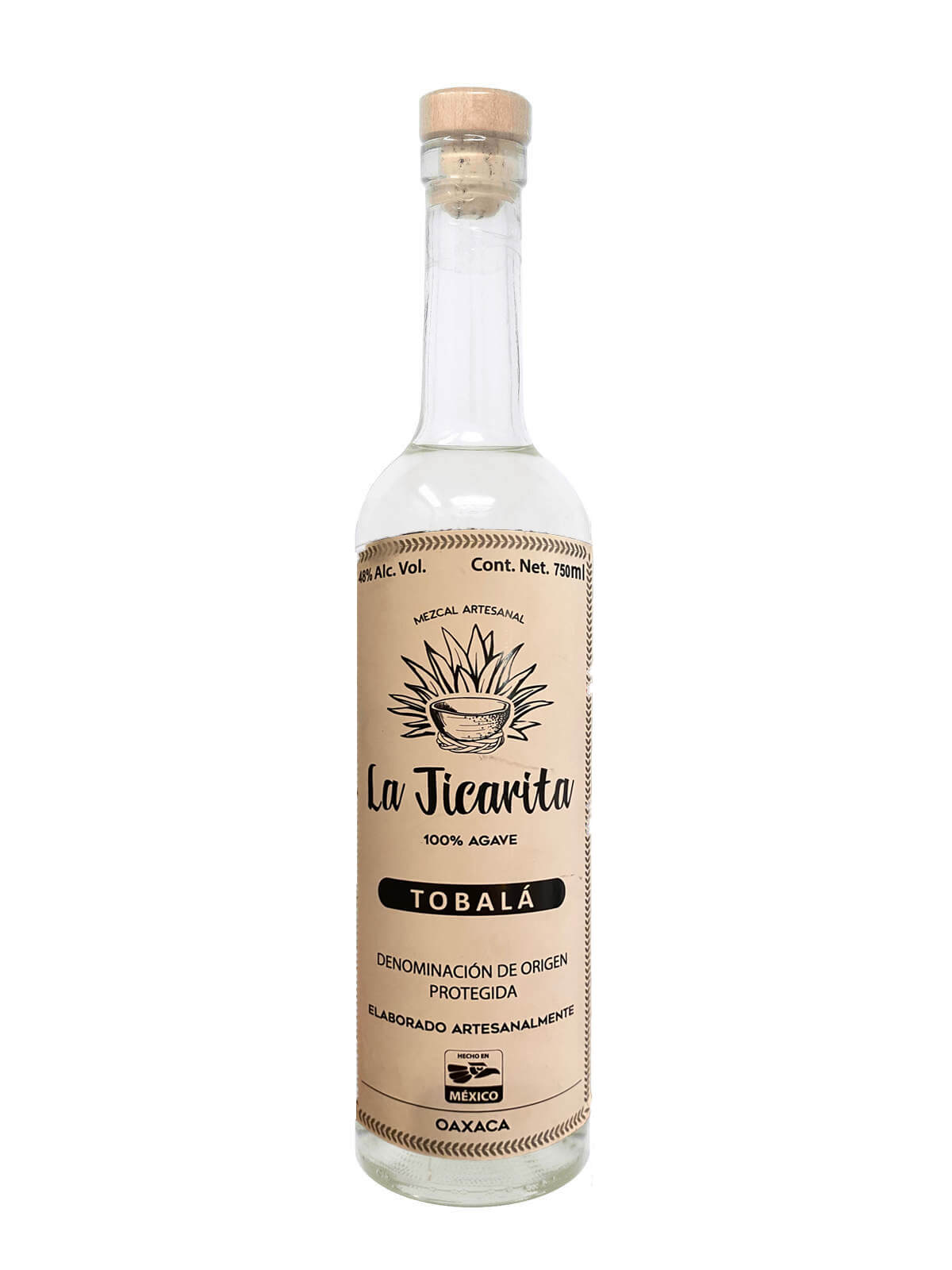 La Jicarita Tobala Mezcal
