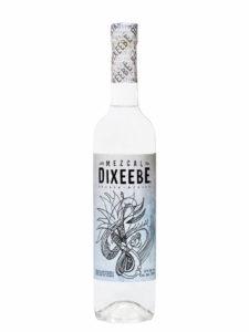 Mezcal Dixeebe Espadin bottle