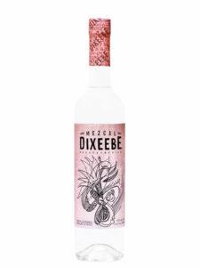 Mezcal Dixeebe Madrecuishe bottle