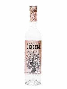 Mezcal Dixeebe Pechuga bottle