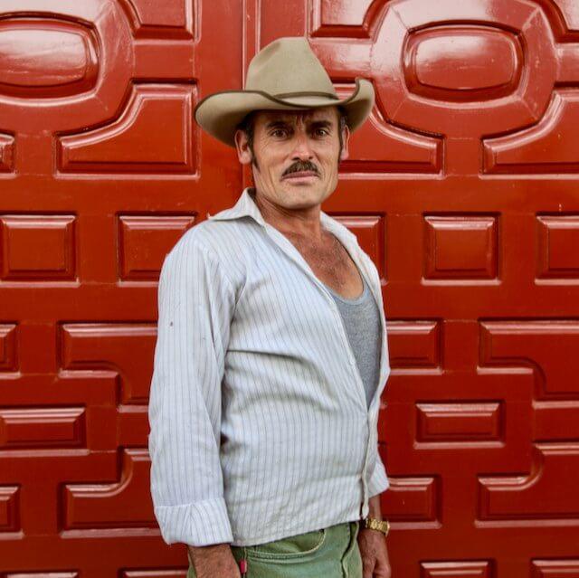 Aquilino Garcia Lopez Mezcalero
