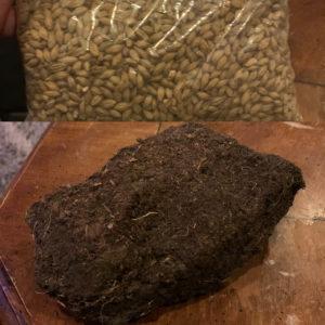 Barley Peat Scotch Whisky Mezcal Tasting