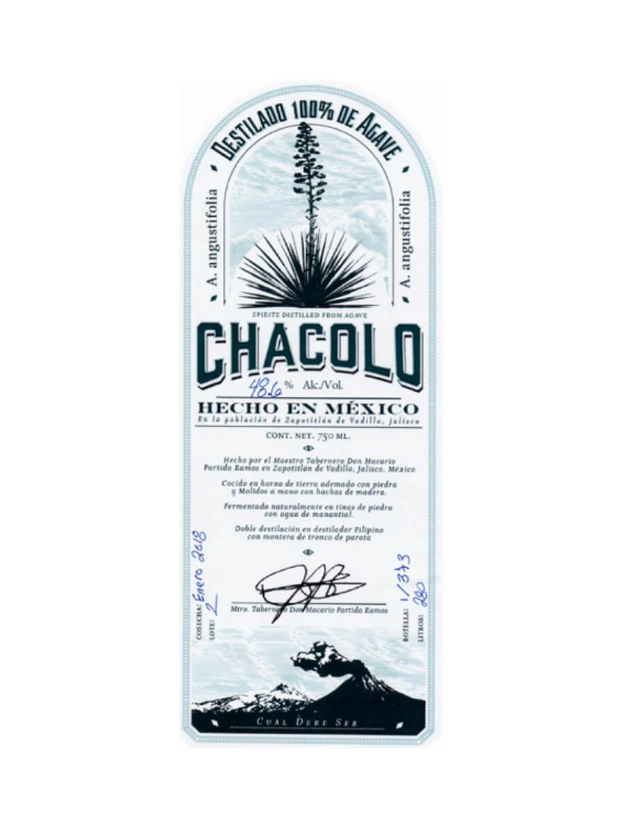 Chacolo Azul Telcruz