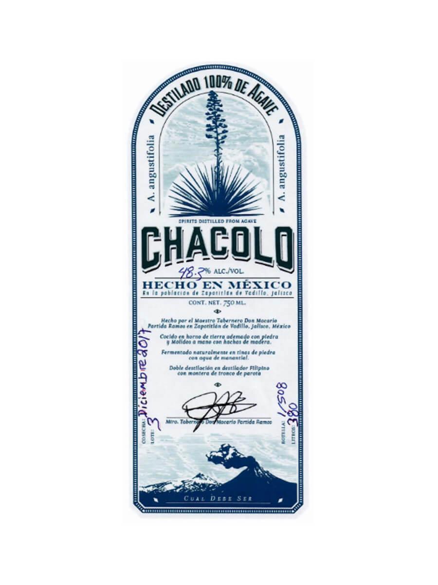 Chacolo Brocha