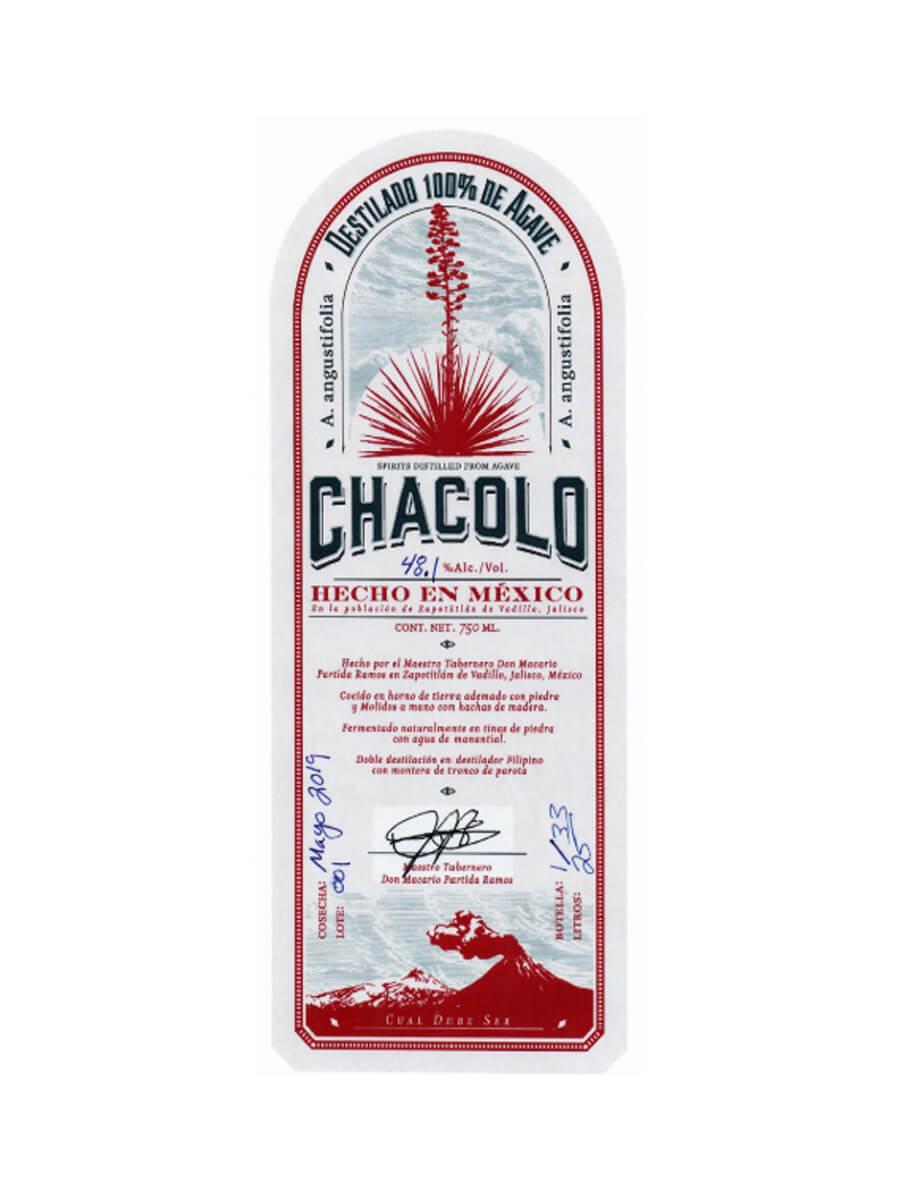 Chacolo Presa Grande
