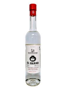 Cuentacuenots El Barro mezcal bottle
