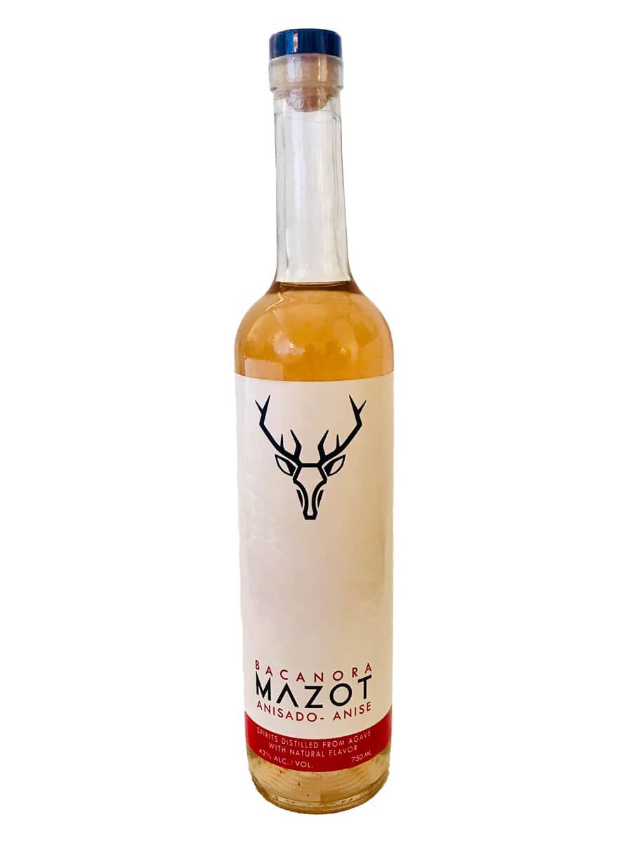 Mazot Bacanora Anisado