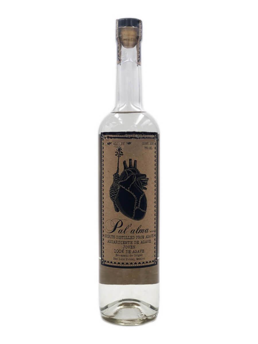 Mezcalito Pal'alma Aguardiente Almamezcalera Erick Rodriguez Indiana Jones of Mezcal Bottle Image