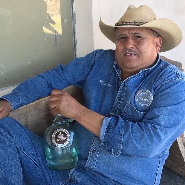 Rafael Encinas Molina Bacanorero image