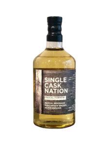 Fidencio Single Cask Natio Reposado Mezcal Bourbon