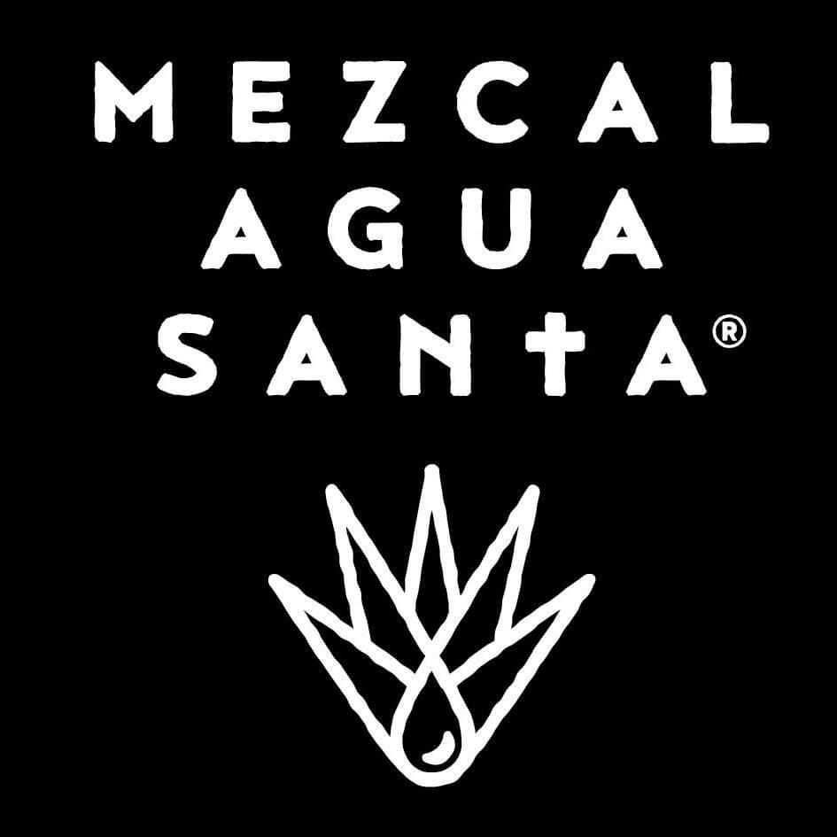 Mezcal Agua Santa Logo