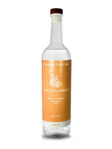Sacapalabras Mezcal Cuishe
