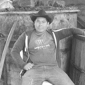 Maestro Mezcalero Cipriano Hernandez