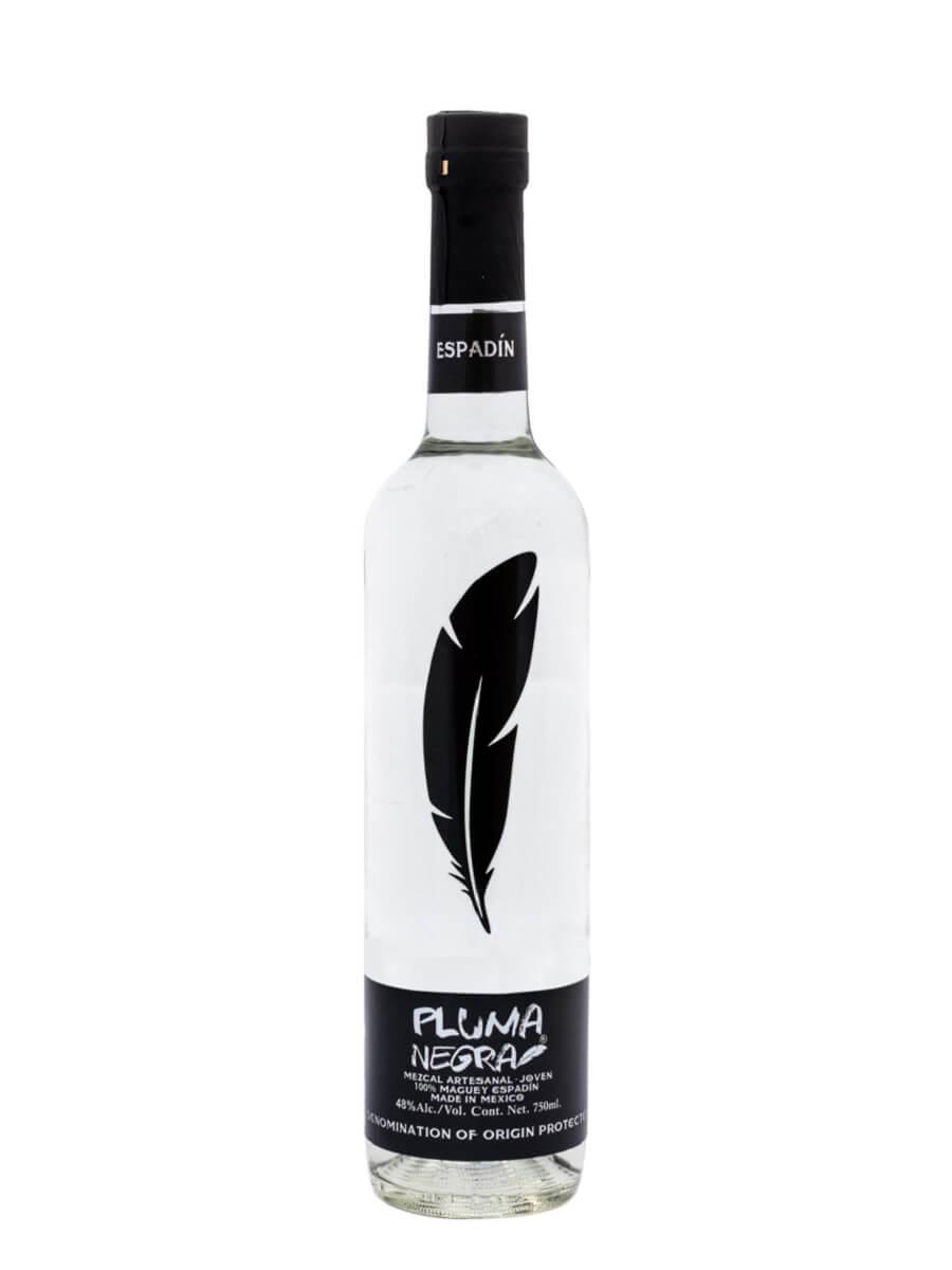 Mezcal Pluma Negra Espadin 48% bottle