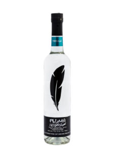 Mezcal Pluma Negra Tobala bottle