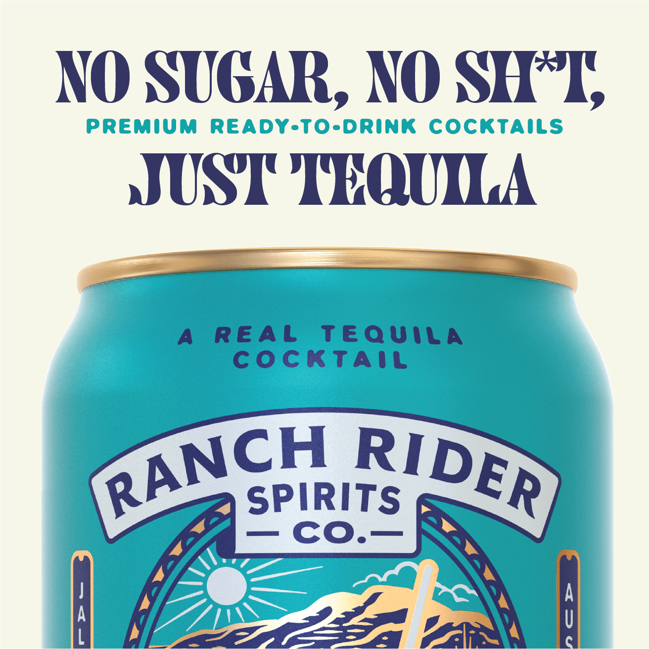 Ranch Rider Spirits Ranch Water 1.1