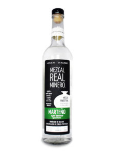 Real Minero Marteno Mezcal