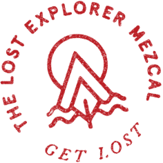 The Lost Explorer Mezcal Logo