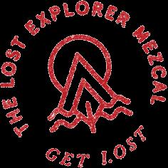 The Lost Explorer Mezcal Logo