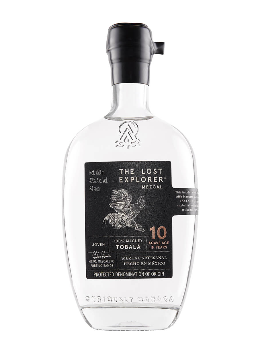 The Lost Explorer Mezcal Tobala