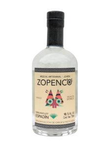 Zopenco Mezcal Espadin