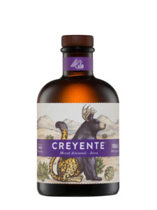 Mezcal Creyente Tobala bottle