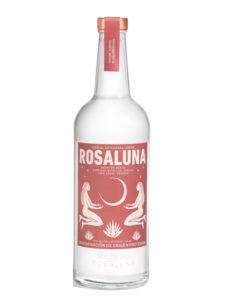 Rosaluna Mezcal Joven bottle