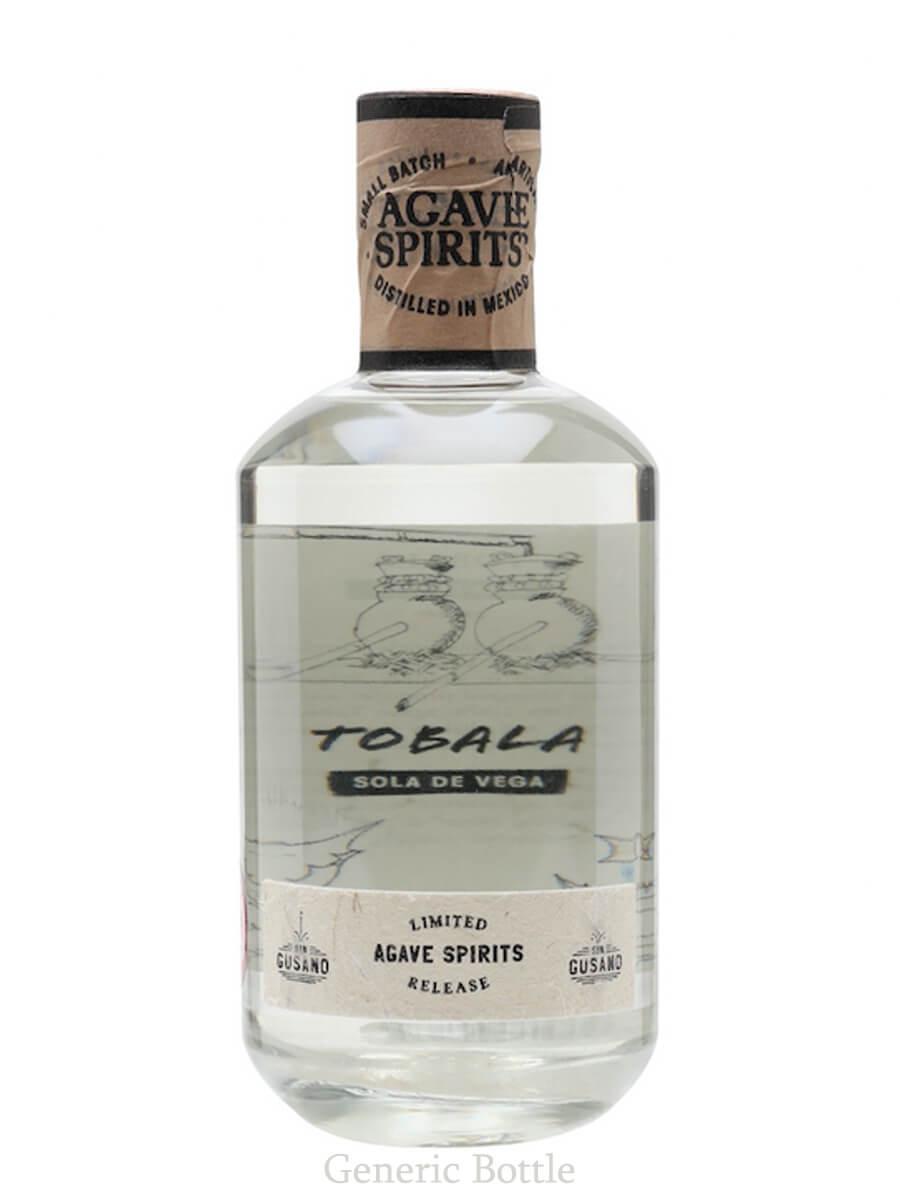 Sin Gusano Generic Bottle