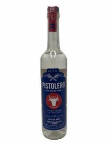 Mezcal Pistolero Short Rib Pechuga bottle