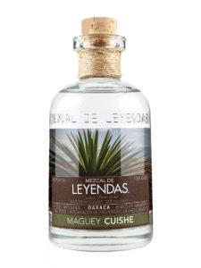 Leyenda Mezcal Cuishe